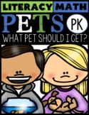 Do You Have a Pet? Math and Literacy