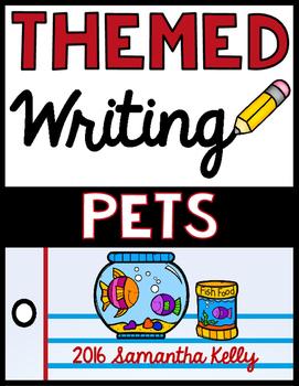 Pets Writing