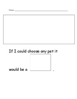 Pets Activity