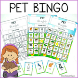 Pet Bingo Game