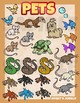 Pets Clip art collection