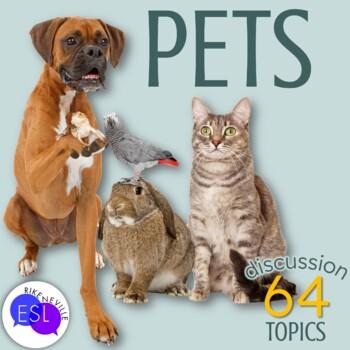 Pets:  Discussion Topics