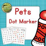 Pets Dot Marker Center