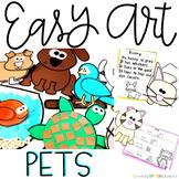Pets Easy Art