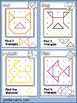 Pets Geoboards: Shape Activity for Pre-K Math