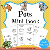 Pets Interactive Mini-Book