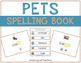 Pets Language Bundle with Adapted Books