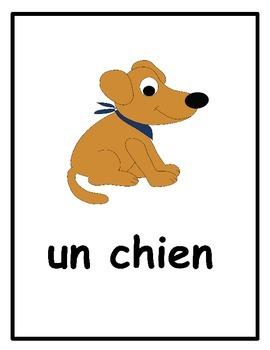 Pets / Les animaux de compagnie FRENCH Games