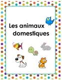Pets-Les animaux domestiques