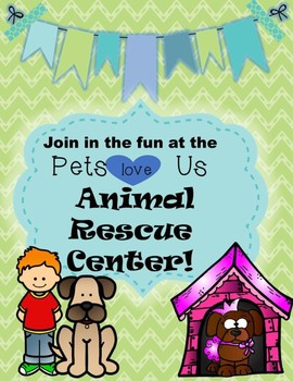 Pets Love Us Animal Rescue Station