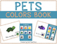 Pets Math Bundle with Adapted Books