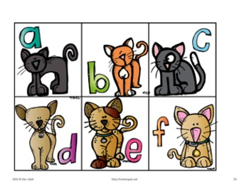Pets Math and Literacy Activities by Kim Adsit