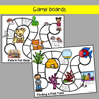 Pets & Pals: Open-Ended Games