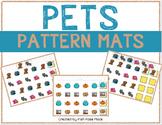 Pets Pattern Mats