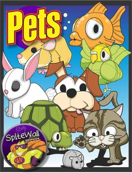 Pets! Pets! Pets! Household Animal Pets for Pet Related Activities