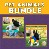 Pets Picture Puzzles and Printable Math Pattern Block Templates