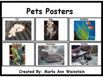 Pets Posters