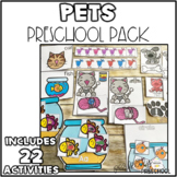 Pets Preschool Bundle