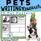 Pets Research Report Writing Project Common Core