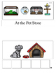 Pets Sight Word Velcro Book (Adapted Book)
