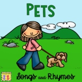 Pets: Songs and Rhymes