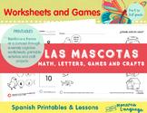 Pets - Las Mascotas {Pets Spanish bundle}