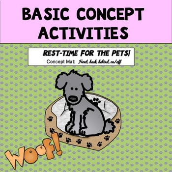 Pets Language Packet!