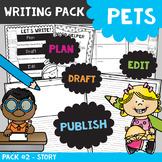 Pets Story Writing