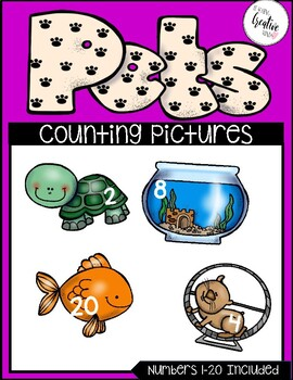 Pets Study Counting Pictures
