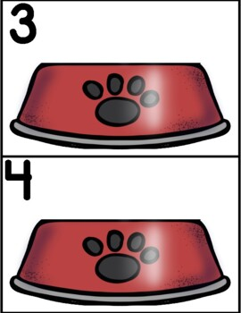 Pets Study Dog Syllable Sort