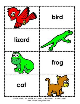 Pets Thematic Unit