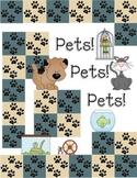 Pets Theme & Activities