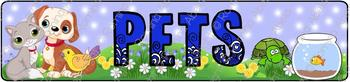 Pets Theme Banner