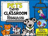 Pets Theme Decor Pack