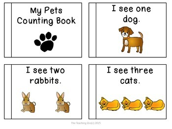 Pets Theme Learning Pack