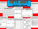 Pets Unit from Teacher's Clubhouse