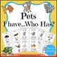 Pets Vocabulary Pack for ELLs