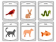 Pets Vocabulary Spoons ESL Card Game