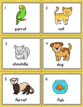 Pets Kindergarten