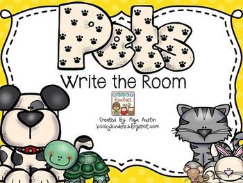 Pets-Write the Room