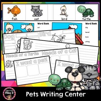 Pets Writing Center