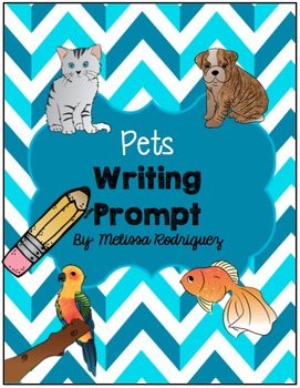 Pets Writing Prompt
