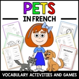 Animals Activities and Games in French - Les Animaux en Français