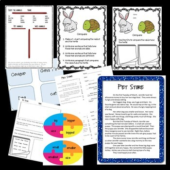 2nd RSP SDC RTI leveled lessons pet unit