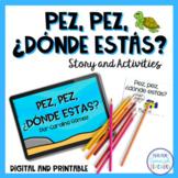 Pez, pez, ¿dónde estás? - Sea Animals Spanish Story