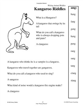 Pfunny Phonics from Children's Literature