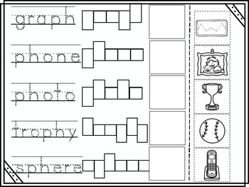Ph Digraph Cut and Paste