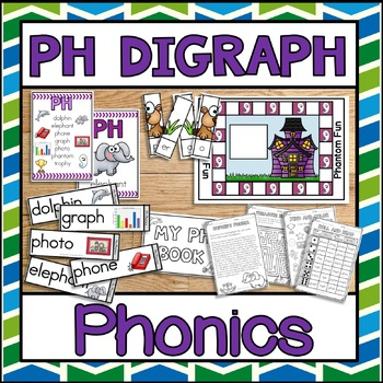Ph Digraph Phonics Fantastic Elephants