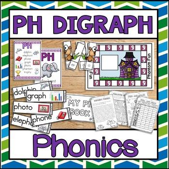 Ph Digraph Phonics
