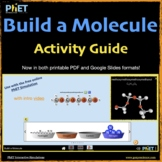 PhET Build a Molecule activity guide